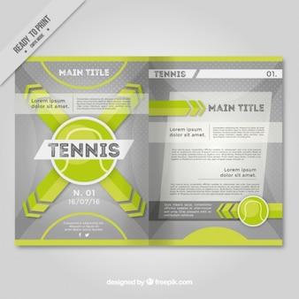 Современный теннисный журнал