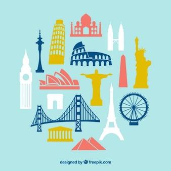 Мировые памятники