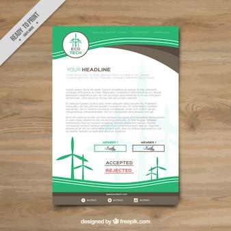 Чистая энергия брошюра