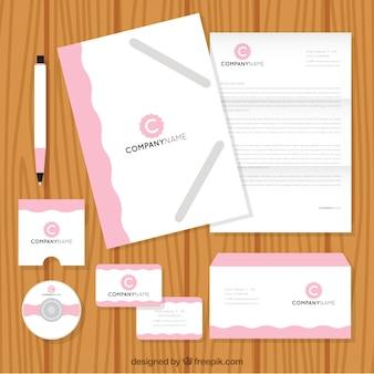 かわいいデザインビジネス文具
