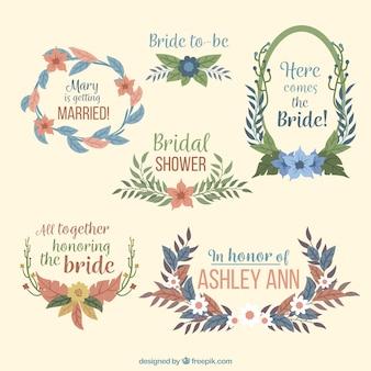 Урожай коллекция цветочные кадры для невесту стороны