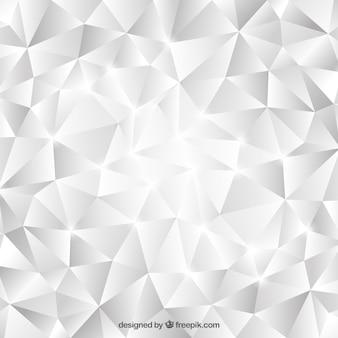 光沢のある背景とダイヤモンド効果