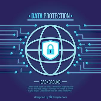 Фон защиты данных