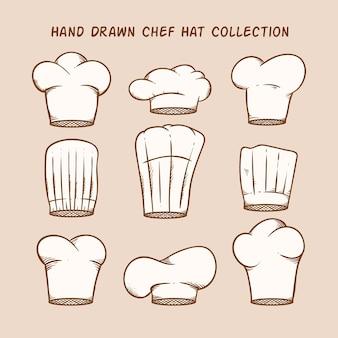 Выбор девяти рук-шеф-поваров