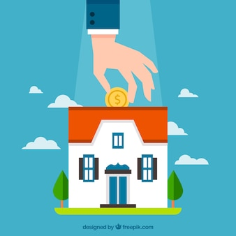 住宅ローンの人貯蓄の背景