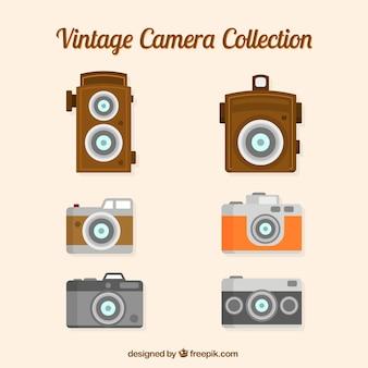 レトロカメラコレクション