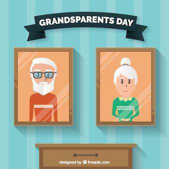 День бабушки и дедушки с фотографиями