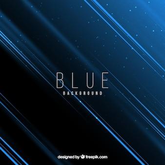 青いスタイルの抽象的な背景