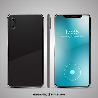 現代のスマートフォン