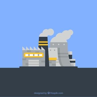 Промышленные здания мультфильмы