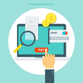 オンライン支払いの背景