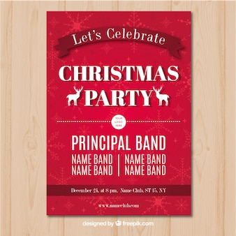クリスマスパーティー:お祝いしよう!