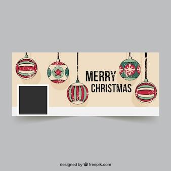 Винтажные рождественские блесна
