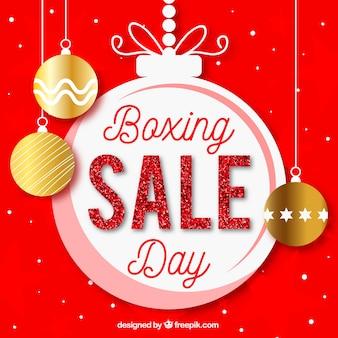 День подарков продажа написана на большой рождественский бал