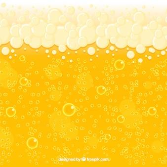 ビールの背景