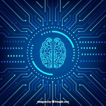 抽象的な人工知能の背景