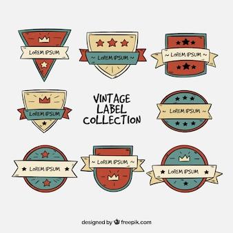 ヴィンテージラベルコレクション