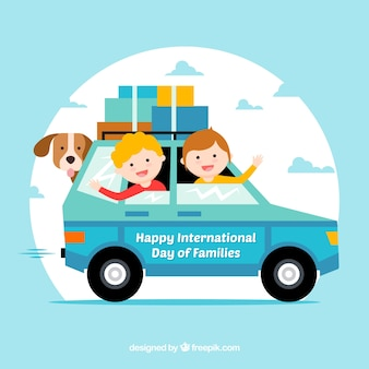 Международный день семейного дня