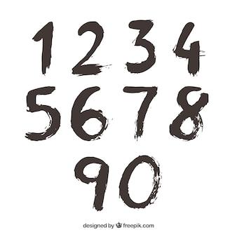 インク番号収集