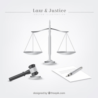 法と正義の要素