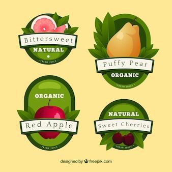 素敵な有機食品の組成