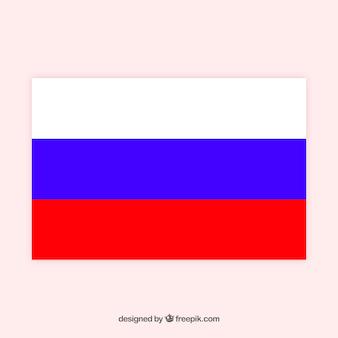 Фон российского флага