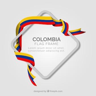 コロンビアのフレーム