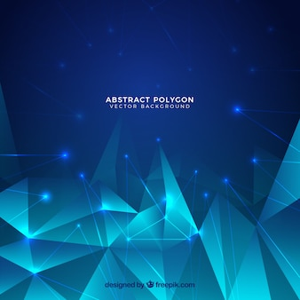 幾何学的なスタイルの抽象的な背景