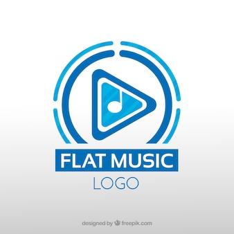 Логотип современной музыки