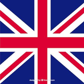 イギリス王国旗の背景