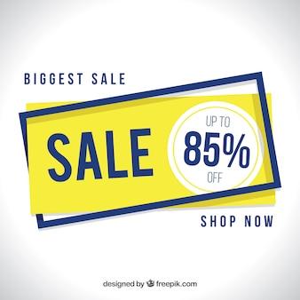 Продажа фона в плоском стиле