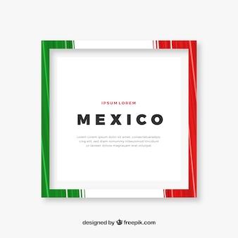 メキシコのフレーム
