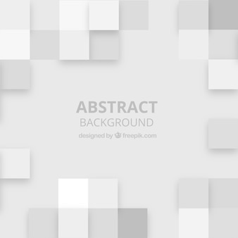 抽象的なデザインの白い背景