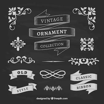Коллекция старинных украшений