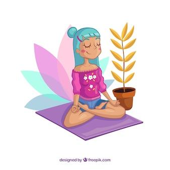 Концепция концепции медитации