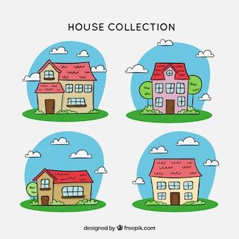 Сбор домов