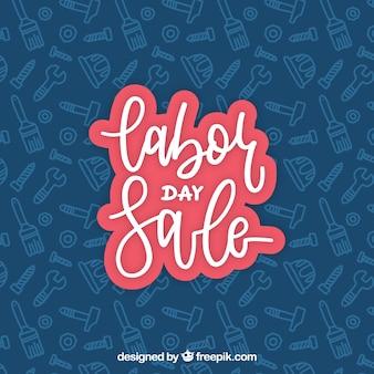 ツールと労働日の販売の背景