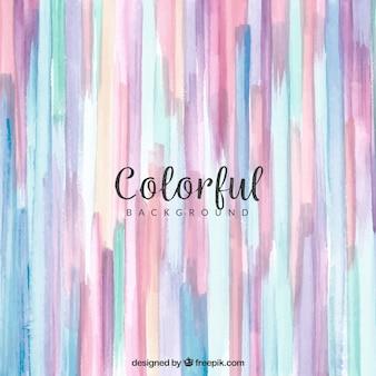 Красочный абстрактный фон
