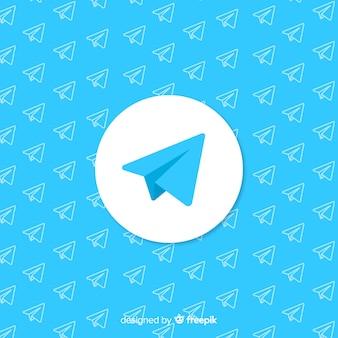Значок телеграммы