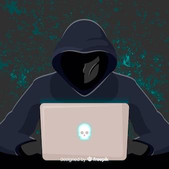 ハッカーの背景