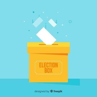 選挙のコンセプト