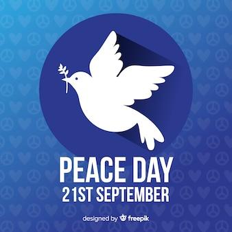 平和の日の背景