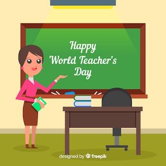 Всемирный день учителя учитель