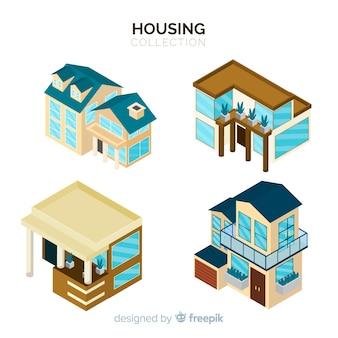 等尺住宅のコレクション