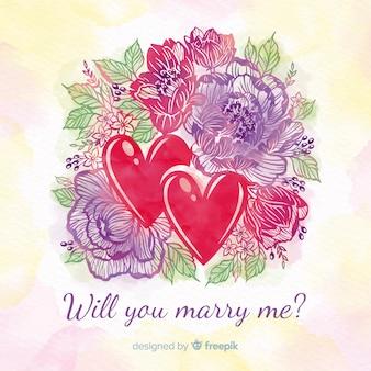 提案と愛のコンセプト