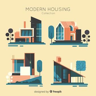 Коллекция жилых домов