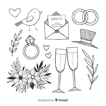 Концепция свадебного предложения