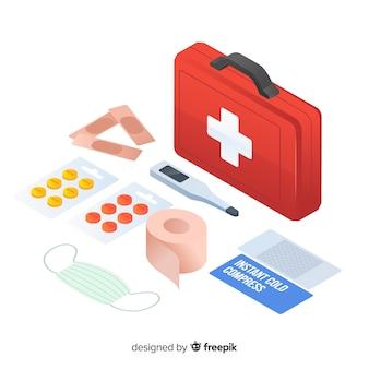応急処置の背景