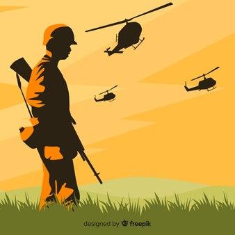 戦争の背景