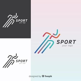 現代スポーツロゴタイプコレクション